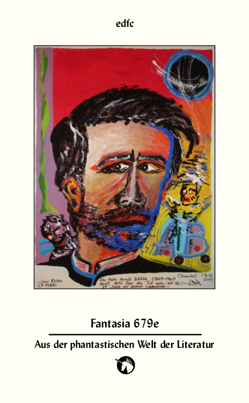 Fantasia 679e - Aus der phantastischen Welt der Literatur - EDFC, 2017